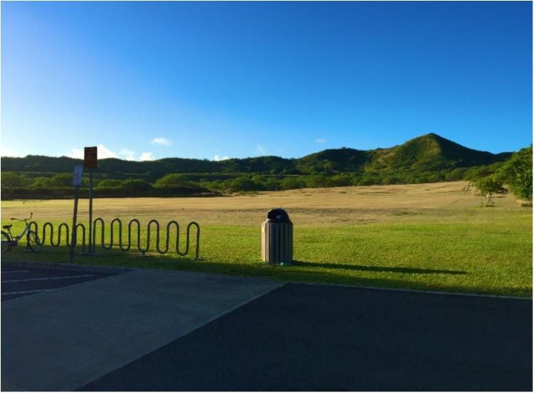 【TRIP】ハワイにきたら、やっぱり行くよね:)ダイヤモンドヘッド@プチプラコーデハイキング_2