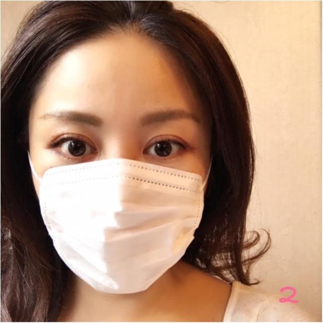 小顔に効果てきめん!花粉シーズンにぴったりの女子マスク比べてみました!5選_2
