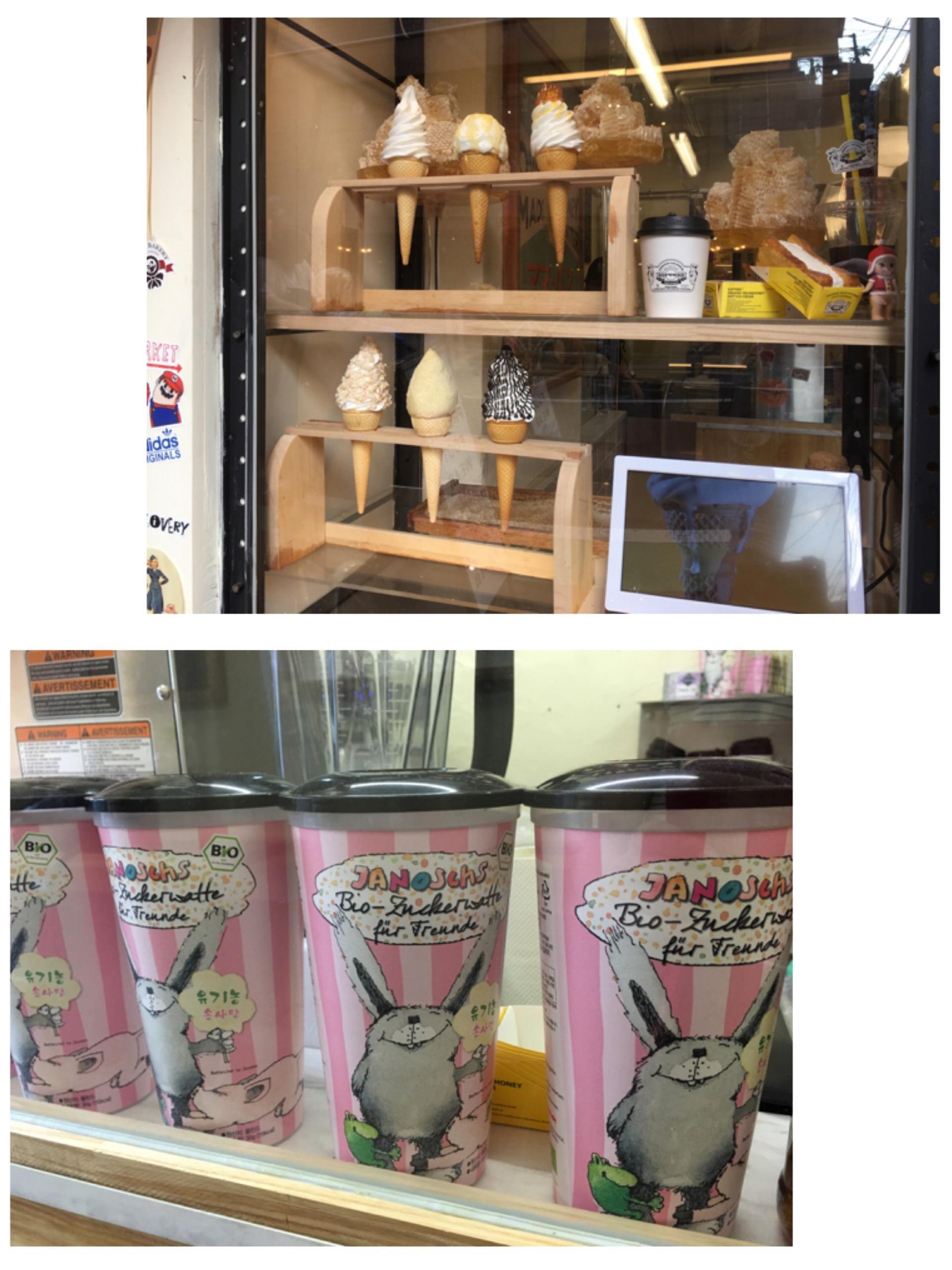 ♡韓国発【オーガニックミルク使用の健康思考のソフトクリーム】代官山に上陸‼︎♡モアハピ◡̈のぞみ♡_12