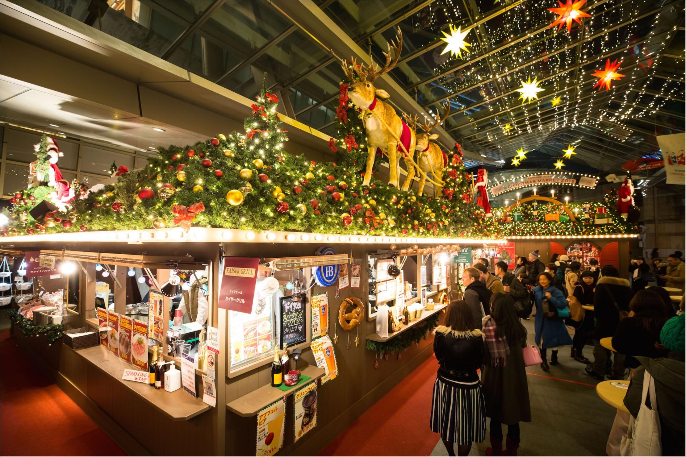 クリスマスデートに「六本木ヒルズ クリスマスマーケット2016」という選択肢♡_1