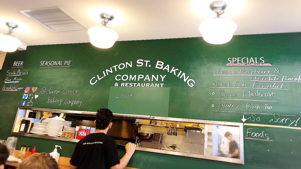 【表参道】NYで大人気のパンケーキを東京 南青山で♩CLINTON ST. BAKING COMPANY_9