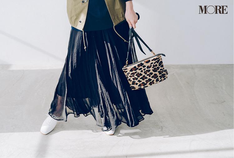 スタイリスト高野さんがよく使うヴィオラドーロのバッグ