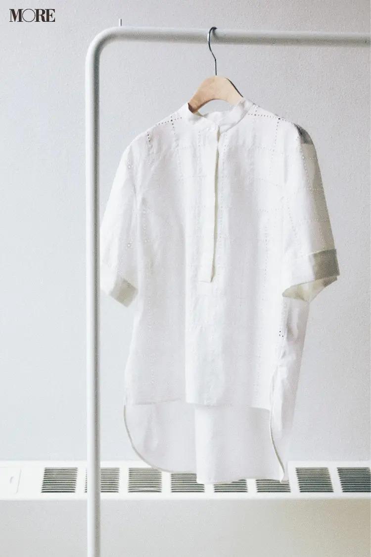 ウェーブタイプに似合うトゥモローランドのシャツ