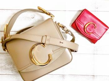 【chloe cシリーズが可愛い!】おそろで持ちたい♡ミニバッグとミニ財布