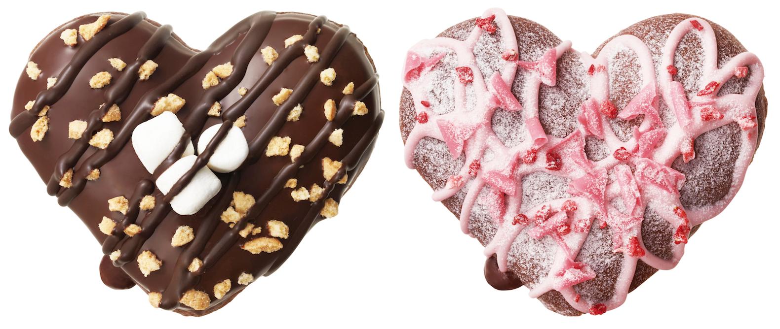 カワイイもオイシイも叶うバレンタインは『クリスピー・クリーム・ドーナツ』で♡_2