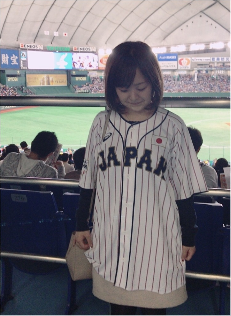 【プロ野球観戦★】いろんな球団の選手が集まる日本代表戦が面白い!私はこうやって野球観戦を楽しみます♡♡_7