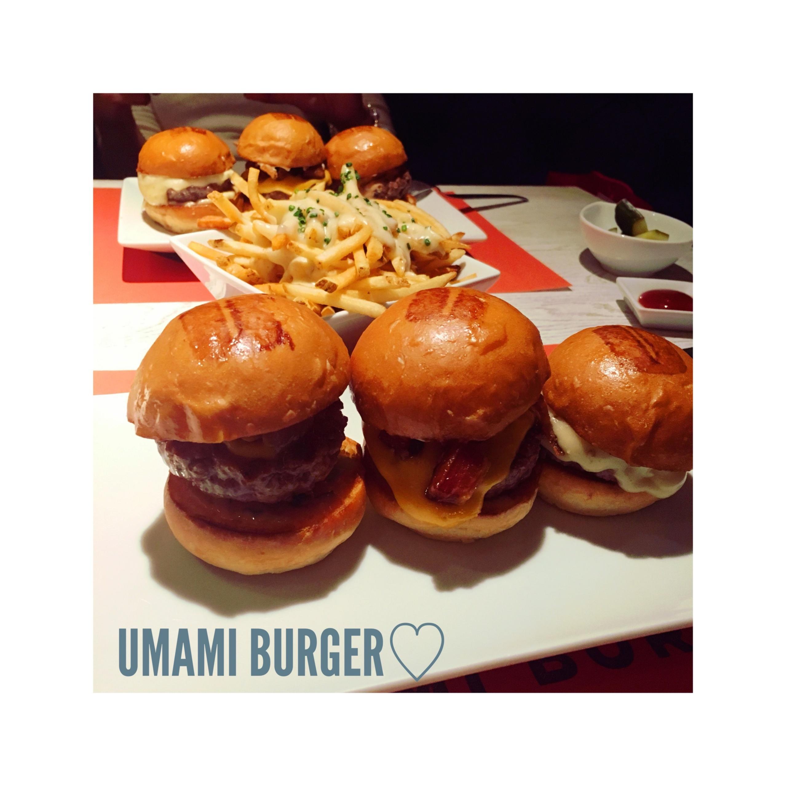 《ご当地MORE★》東京に来たら必ず食べてほしいイチオシの美味ハンバーガーはここ、【UMAMI BURGER】で❤️!_6