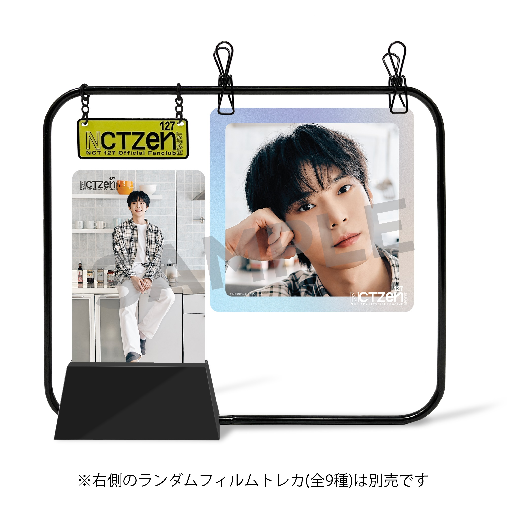 【NCT 127】『NCT 127 OFFICIAL BOOK Vol.4』グッズを、メンバー別に詳しく紹介!_6_3
