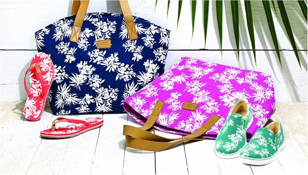 気分はハワイのビーチ♡ UGGから「Hawaiian Collection」が登場!_1