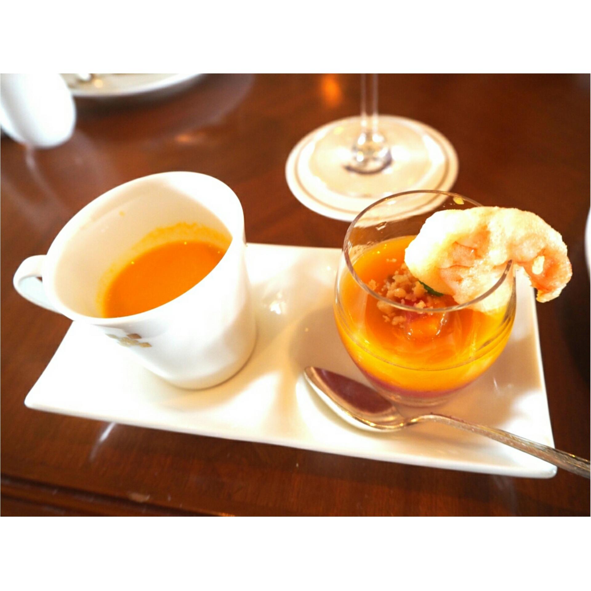 ◆日本最高峰のホテルで◆ハワイアンなアフタヌーンティー@帝国ホテル東京_2