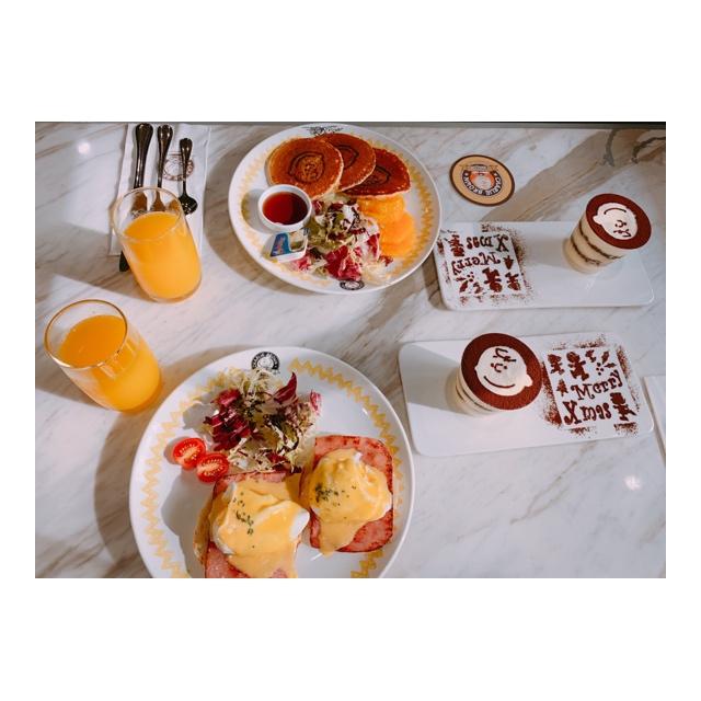 香港チャーリーブラウンカフェ!!_2