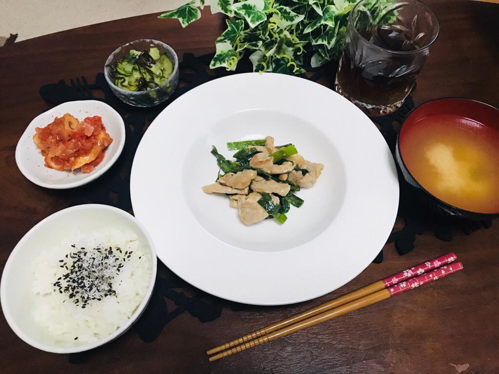 【今月のお家ごはん】アラサー女子の食卓!作り置きおかずでラクチン晩ご飯♡-Vol.4-_7