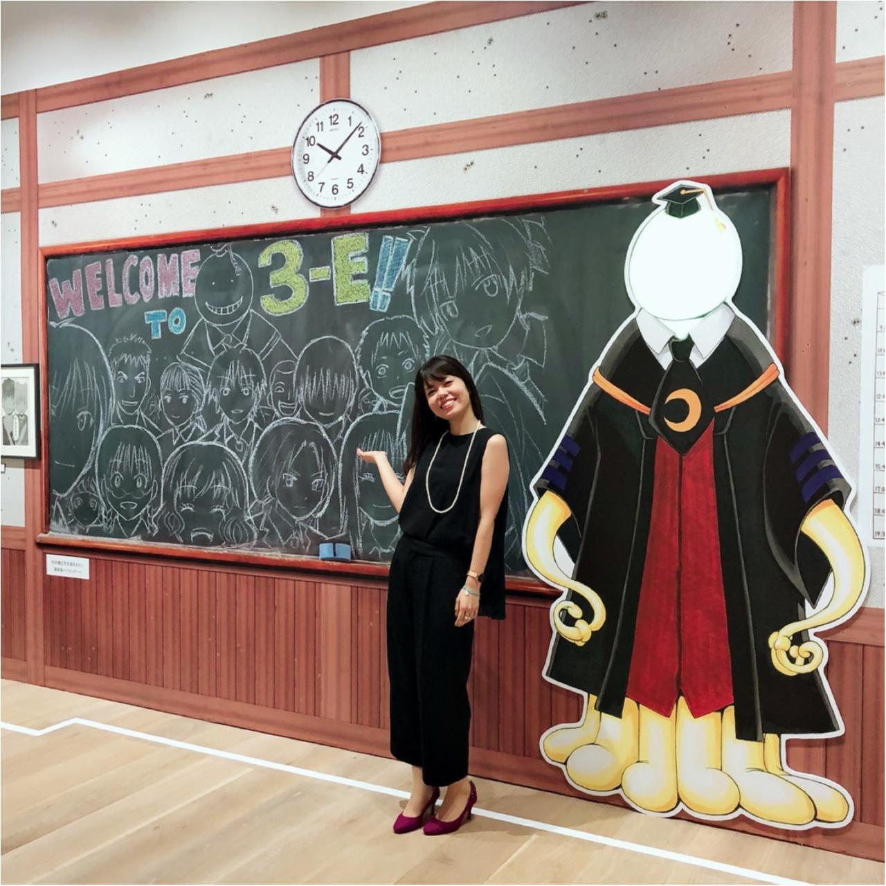 <9/30まで!>いよいよクライマックス!創刊50周年記念 週刊少年ジャンプ展VOL.3へ行ってきました♡_7