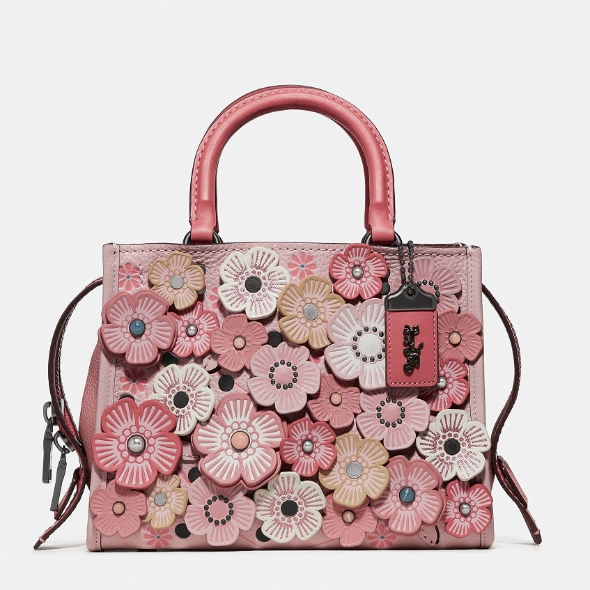 『コーチ』のバッグは桜満開♡ 「Cherry Blossom」コレクション発売中!_1_1