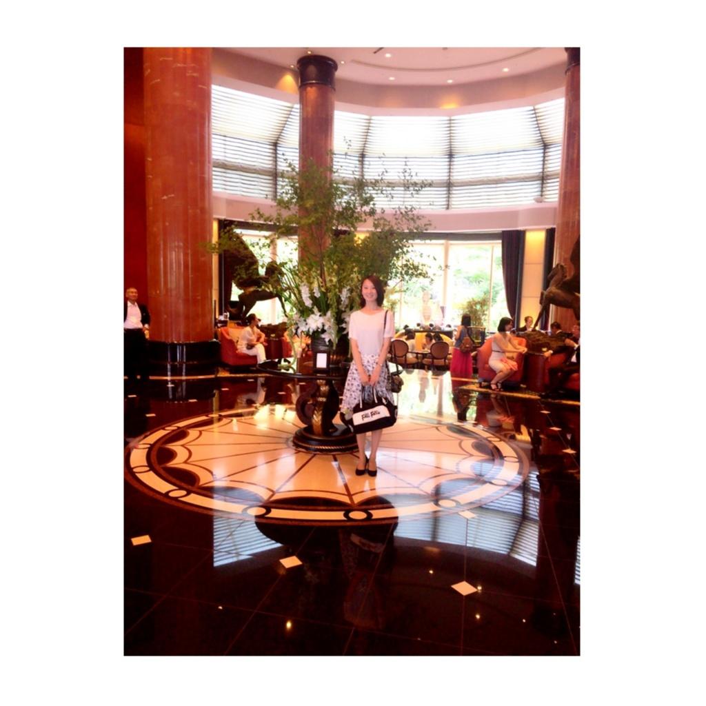 ホテル女子会*優雅に素敵な時間を楽しんじゃうなら*WESTIN HOTEL TOKYOで決まり*_3