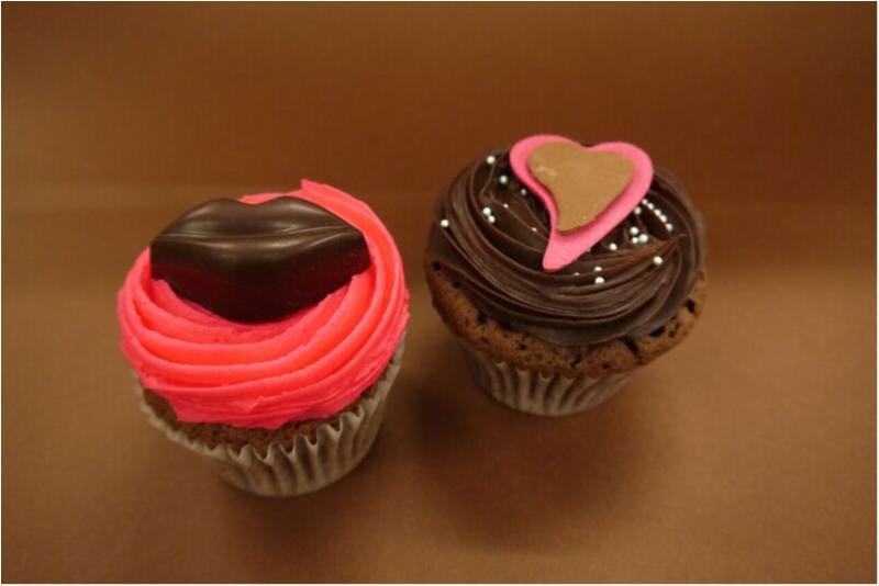 彼からプレゼントがイギリス流♡ キュートすぎる『ローラズ・カップケーキ』のバレンタイン_2