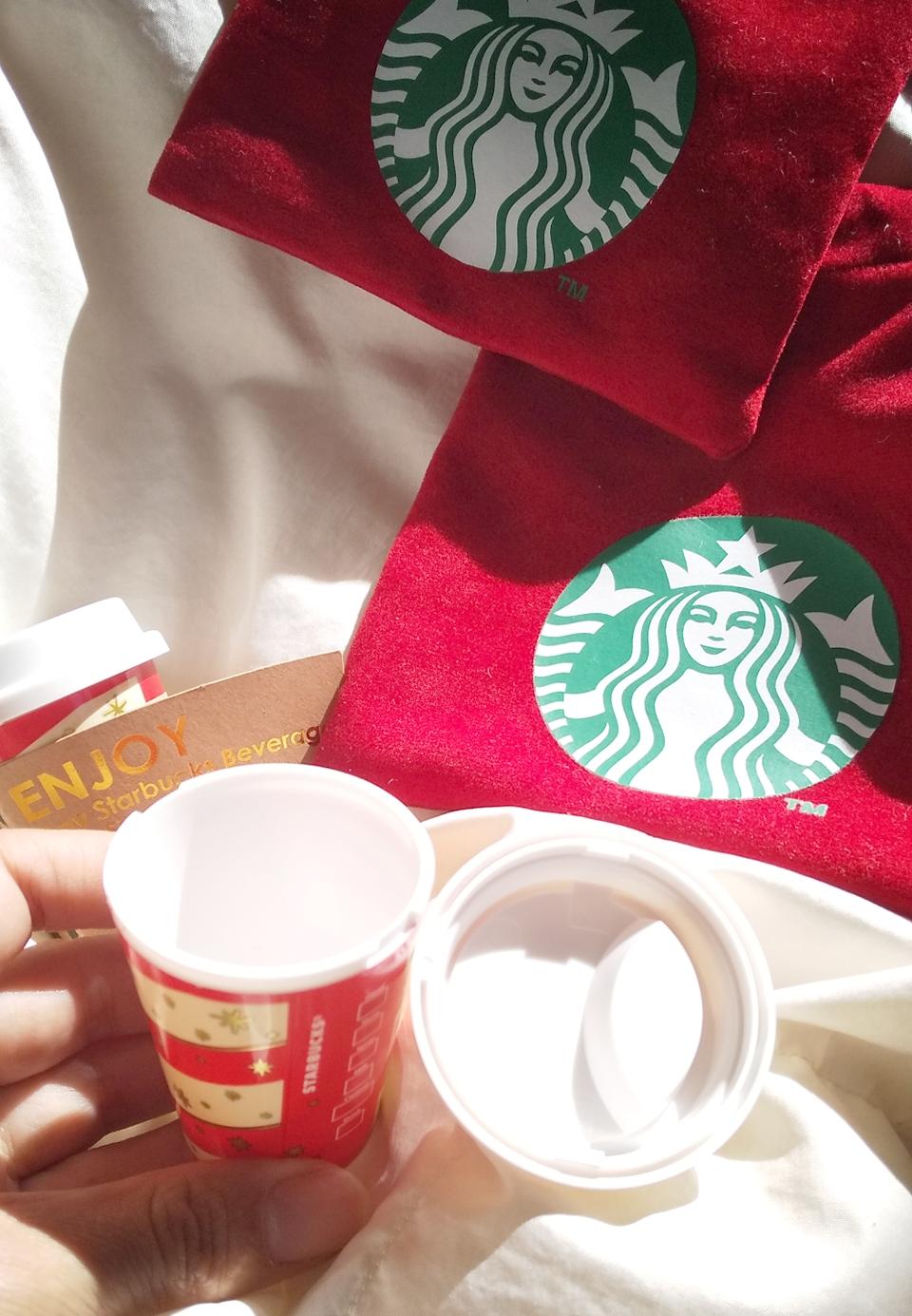《スタバホリデー2020》早めにGETを!プレゼントしたくなるかわいすぎるミニカップギフト!_3