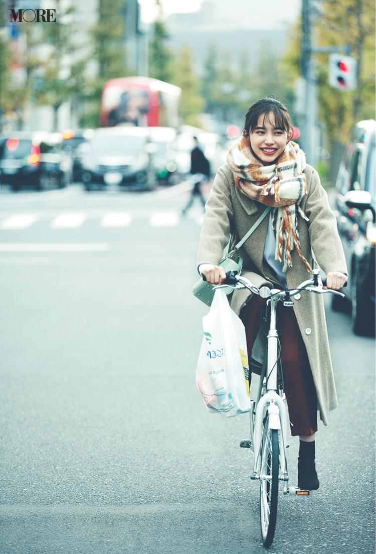 「晴れやかな気分。まぁ恋は進展ないんですけど!!」井桁弘恵主演[2月→4月の計画的買い足し着回し]9日目_1