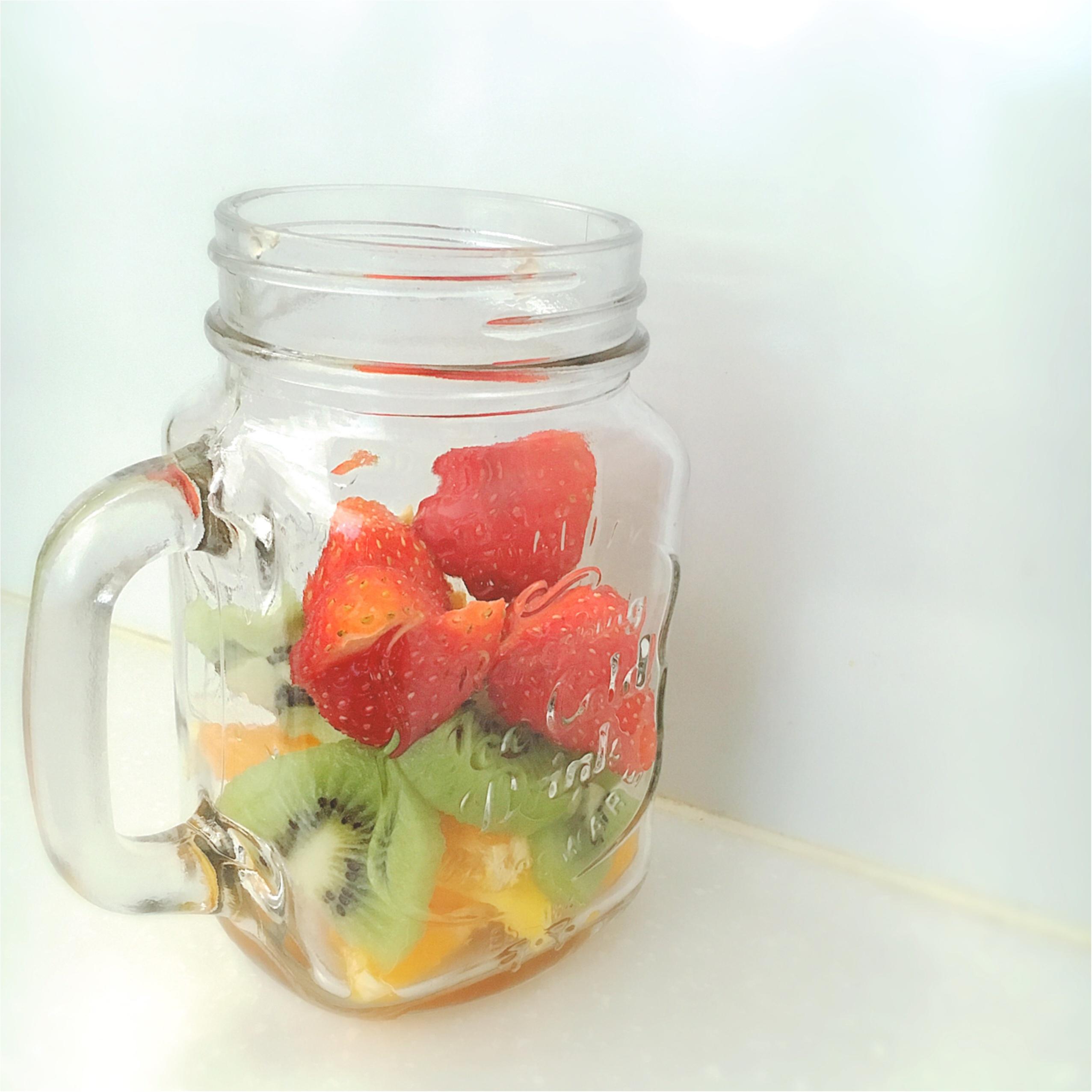【Q♡cafe】毎日飲みたい!手作り《フルーツビネガー》なら美味しくキレイになれるかも❤️✨_3