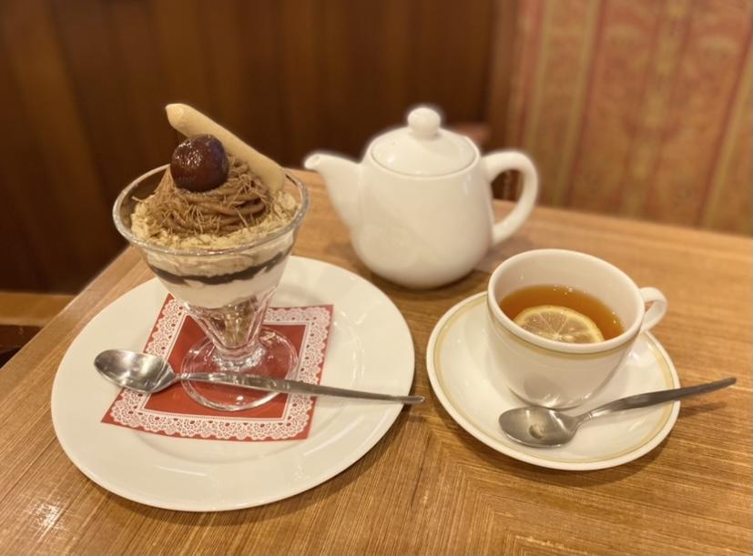 【ロイヤルホスト】秋の極上スイーツ!渋皮栗とほうじ茶を使った絶品スイーツが明日からスタート!_7