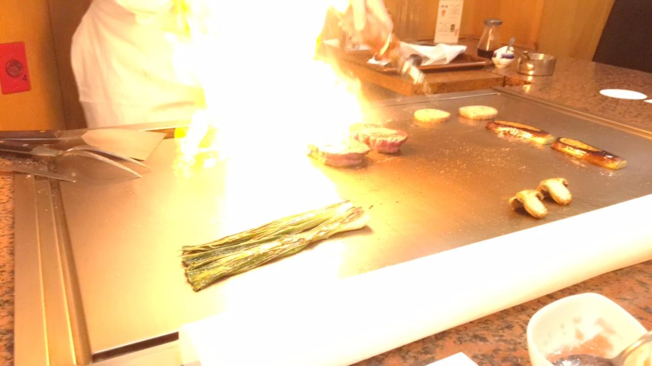 【ホテルランチ】贅沢に個室で鉄板焼を楽しむならここ♡_2