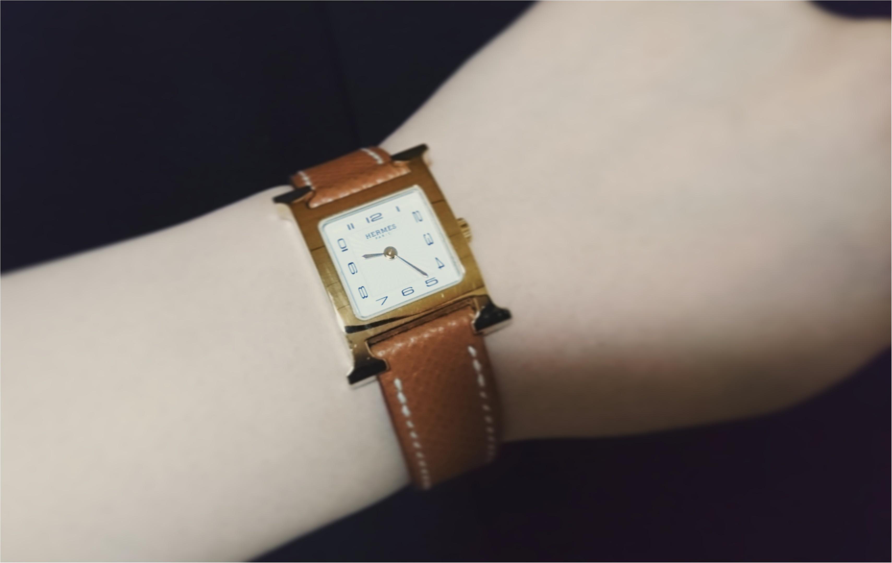 一生モノの腕時計のススメ♥_2