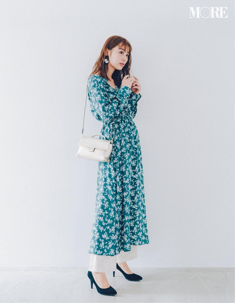 花柄ワンピース特集《2019年夏》- 夏のおすすめワンピースやサマードレス_4