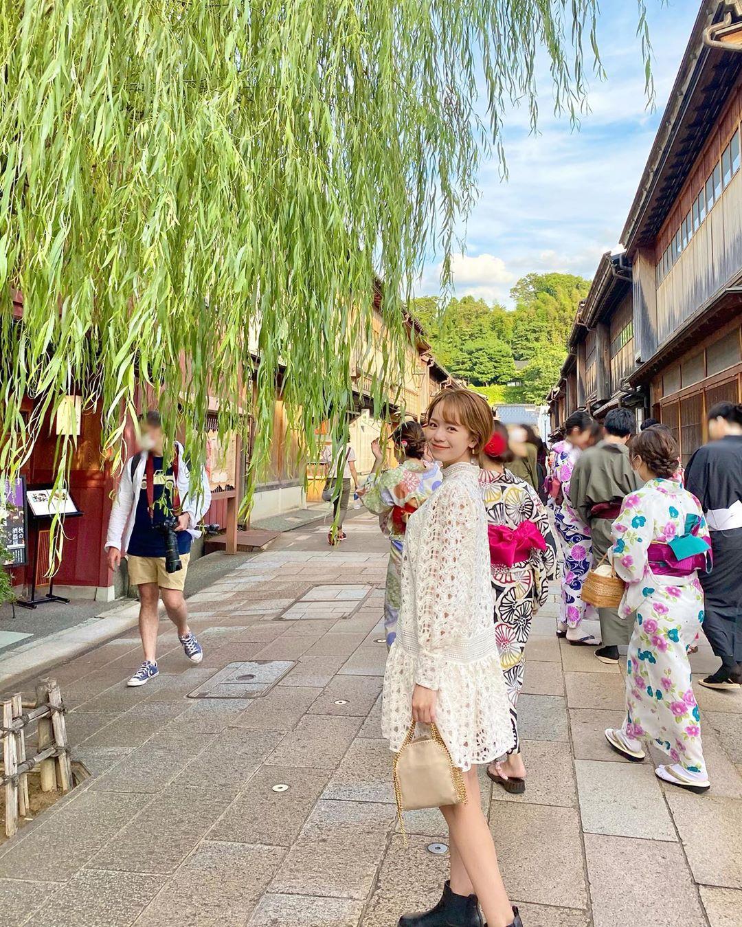 Premiumインフルエンサーズのインスタ拝見! 旅行が大好きな黒田真友香さんは、初めて訪れた石川県・金沢旅行の思い出をシェア♡_1