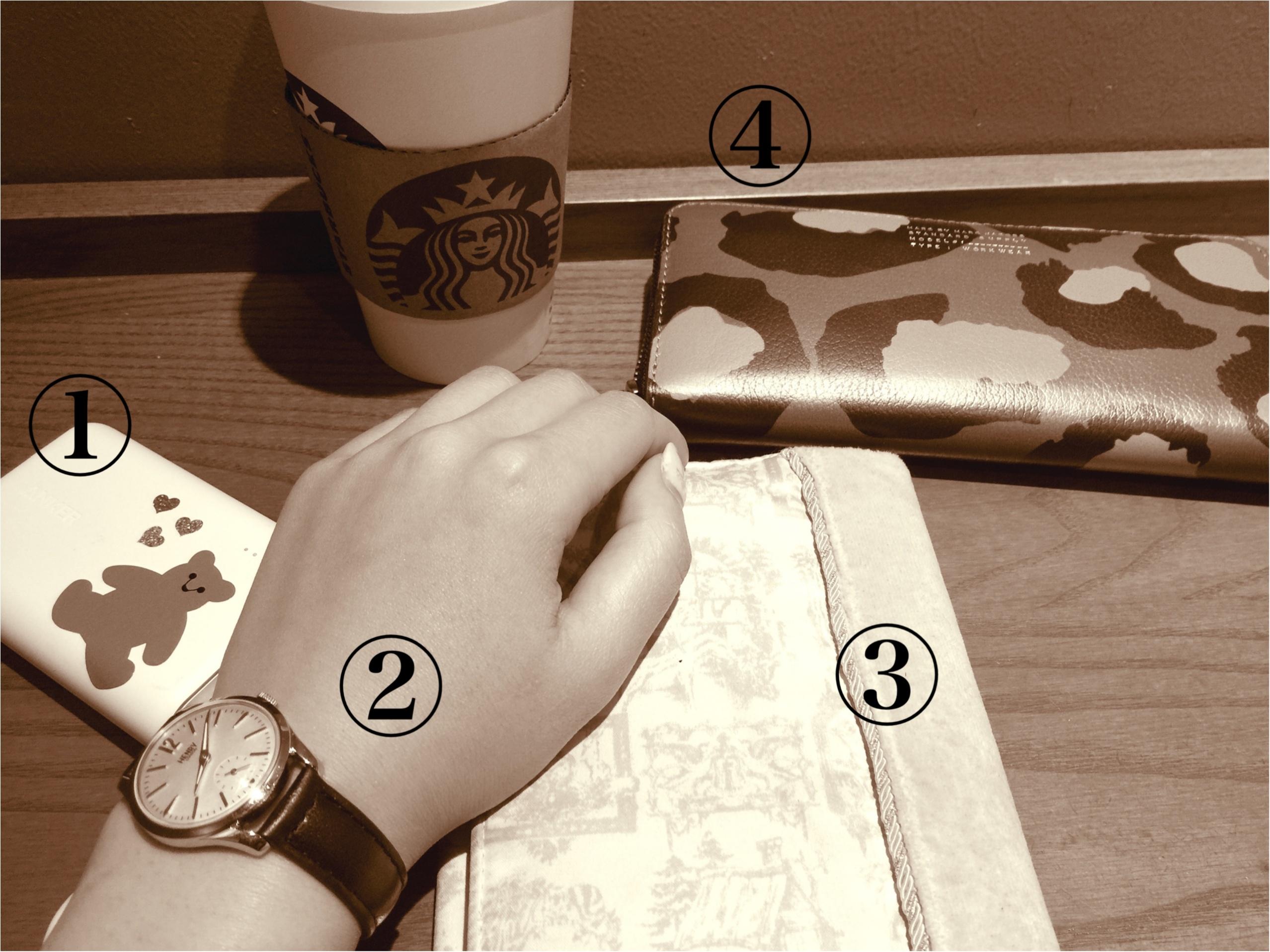 みんなと同じ腕時計は…という方はコレ!♡_1