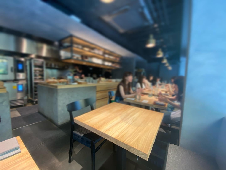 【青山】THREEのベジタリアンレストランでお洒落料理を堪能_2