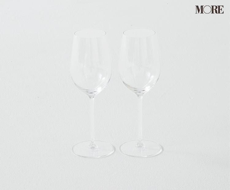 結婚のお祝いにおすすめなリーデルのペアワイングラス