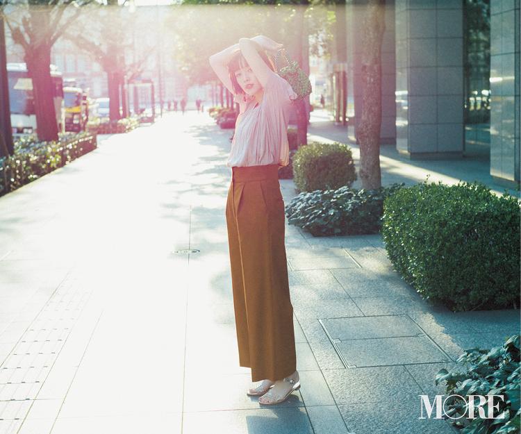 【ベージュ/カーキ/ブラウン】いちばんおしゃれに見える色・買うべきアイテムリスト☆_6