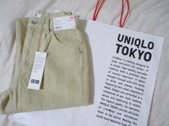 《待望の新作❤️》【Uniqlo U(ユニクロユー)】2021ssコレクション戦利品☝︎!-ボトムス篇-