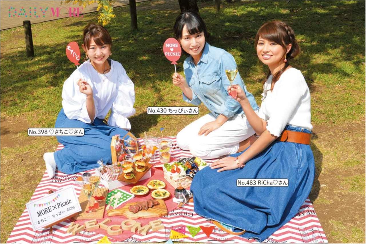 おしゃれな今ドキ「ピクニック」の楽しみ方、教えます♡ 【モアハピ部のトレンドプレゼン大会】_1