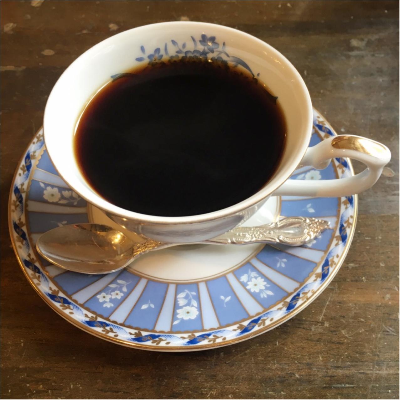 名古屋モーニングで素敵な一日の始まりを♡ 《 コーヒーハウス かこ 》_6