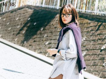 新連載スタート☆ 佐藤栞里主演「全気温対応コーデ」着回し、使用アイテム全部見せます!