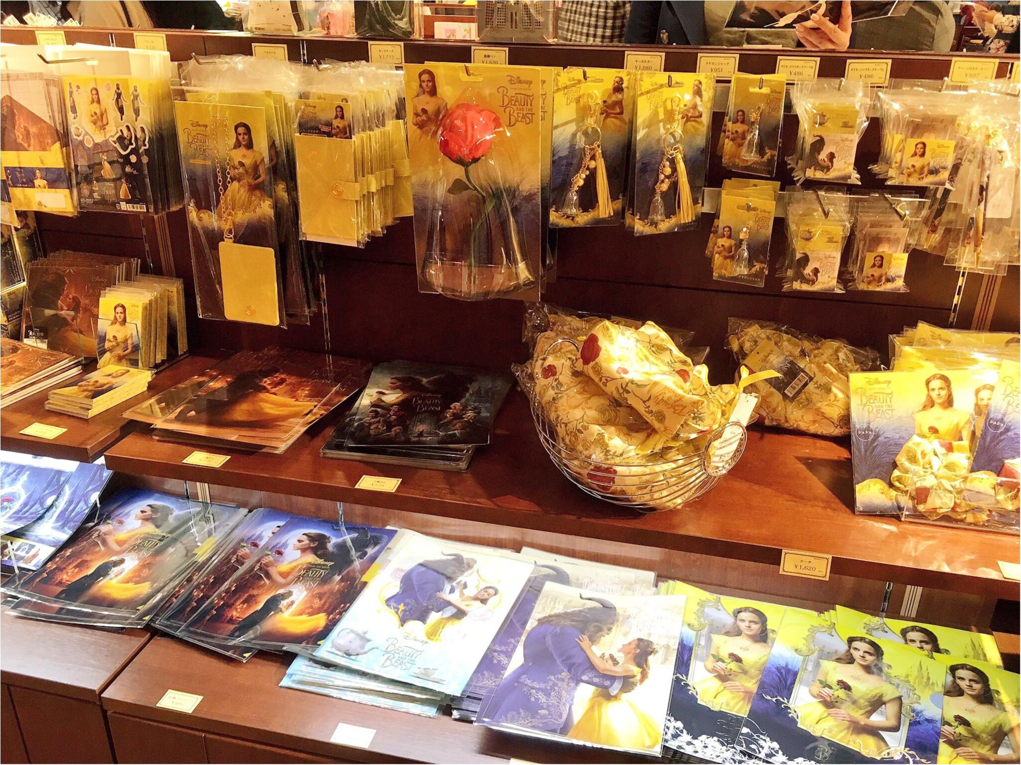 本物の衣装がついに来日!『美女と野獣』の世界展 at GINZA MITSUKOSHIに行ってきました♡_12