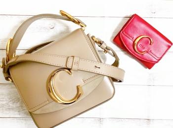 「Chloé Cシリーズ」財布&バッグはミニが今っぽい!【今週のMOREインフルエンサーズファッション人気ランキング】