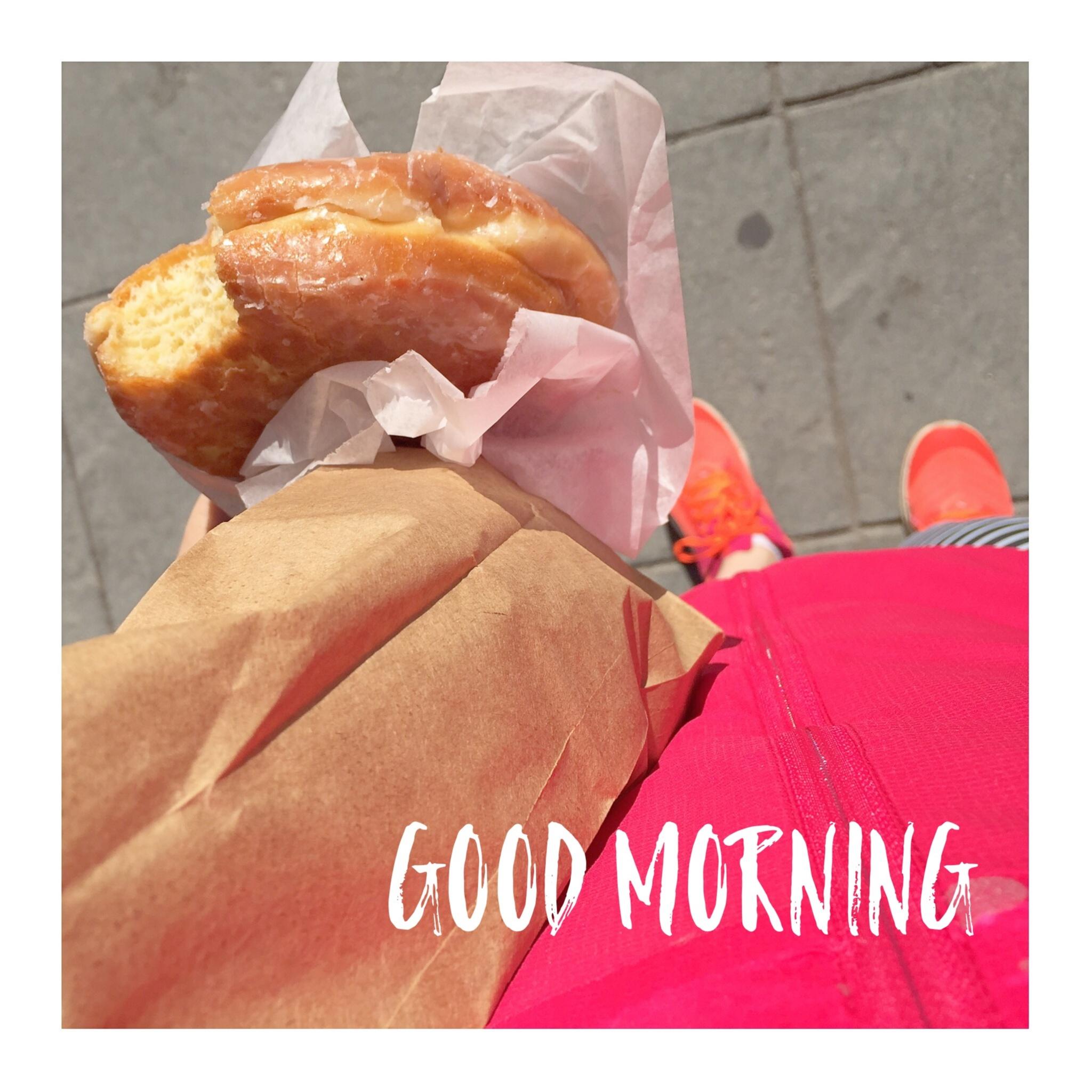 朝ランに朝トレ…朝活のすすめ☆_1
