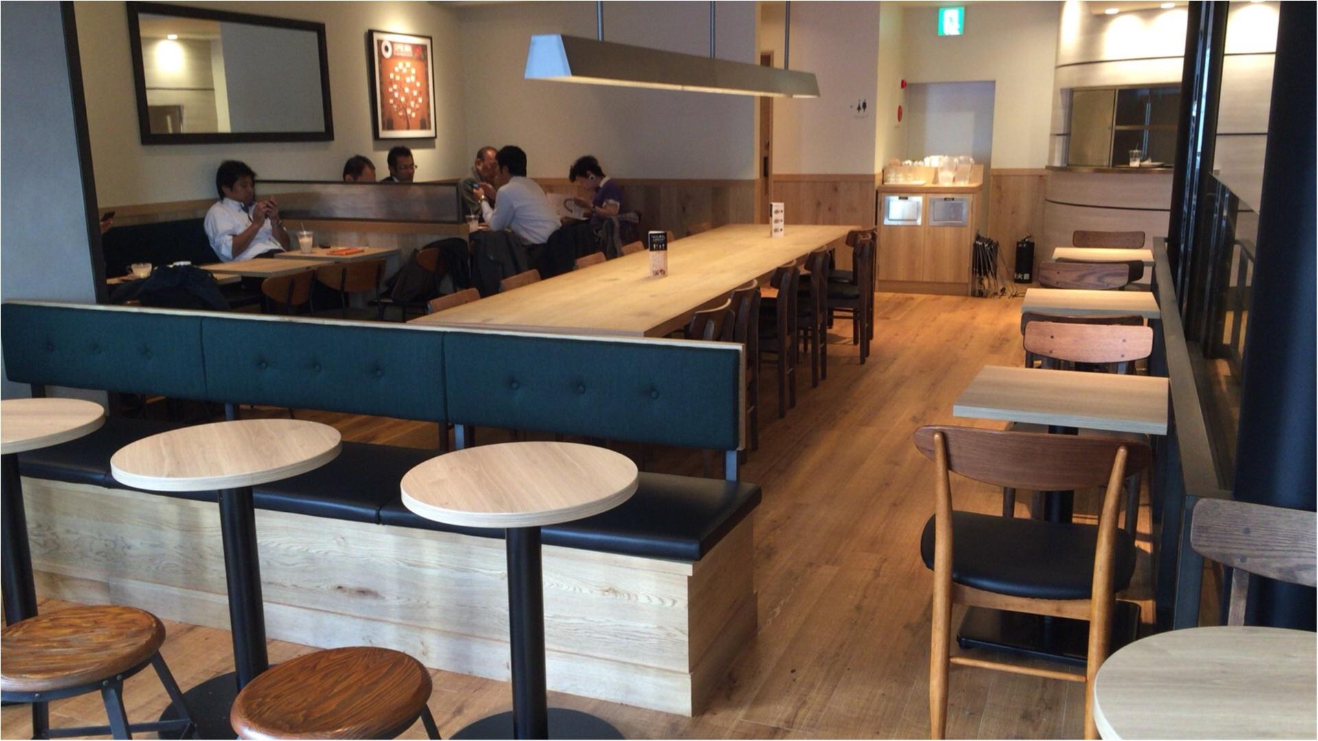 渋谷で電源カフェを探すなら?リニューアルした◯◯カフェが居心地最高♪♪ _5