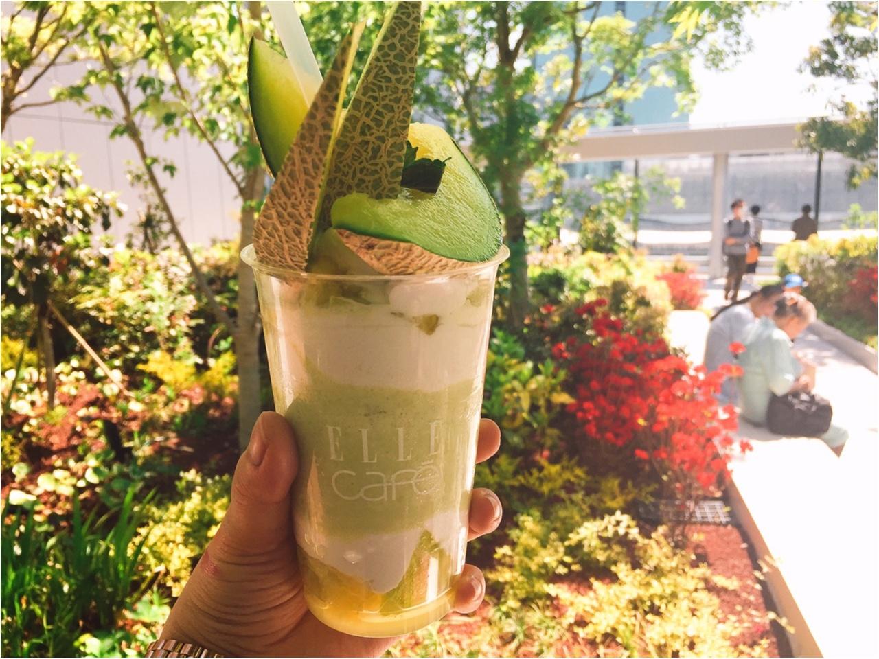 【GINZASIXの楽しみかた】ELLEcafeのスムージーボンボンをこう撮って食べて楽しむ!!_2