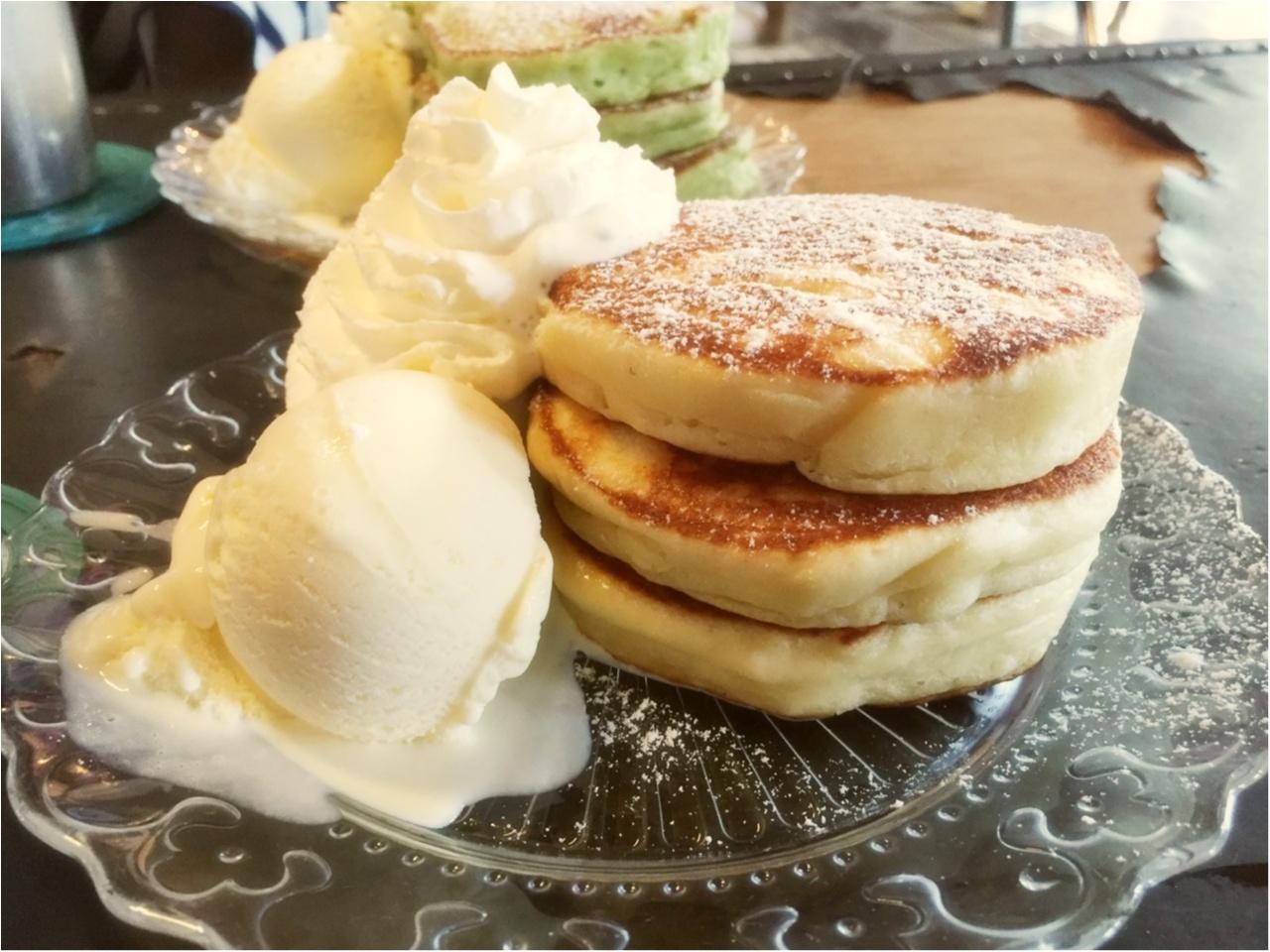 鎌倉の古民家カフェでパンケーキ♡*《mikiのパンケーキメモ》_3