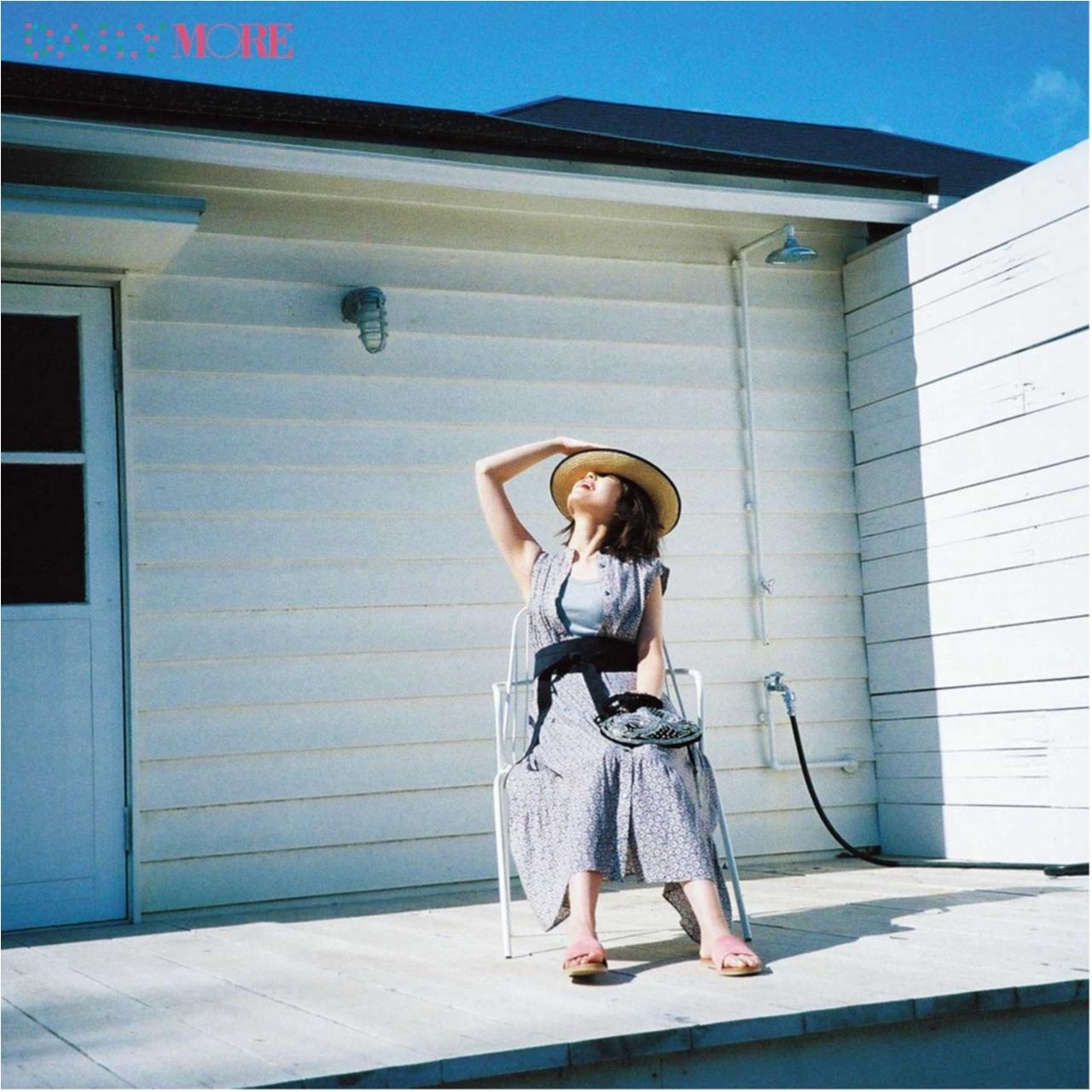 紫外線対策もオシャレにね♪【帽子】を使った春夏コーデまとめ♡_1_3