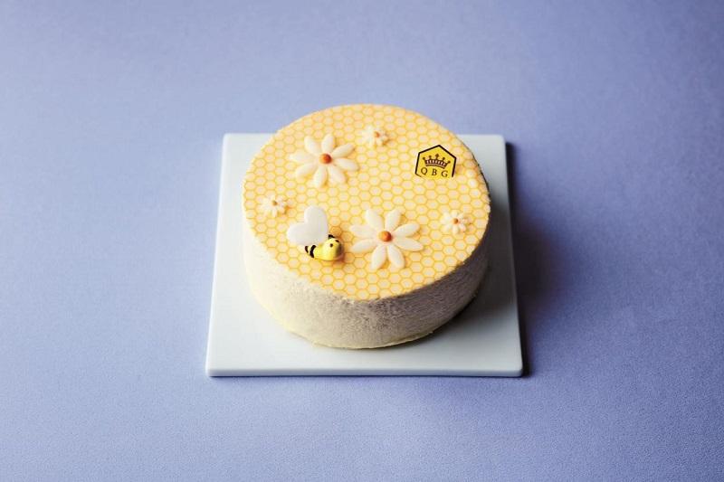おすすめ冷凍ケーキ『パティスリーQBG』の「ミエーレ」
