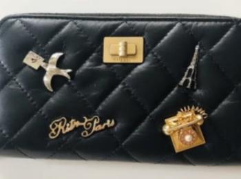 【20代女子の愛用財布】シャネルのRitzモチーフ財布