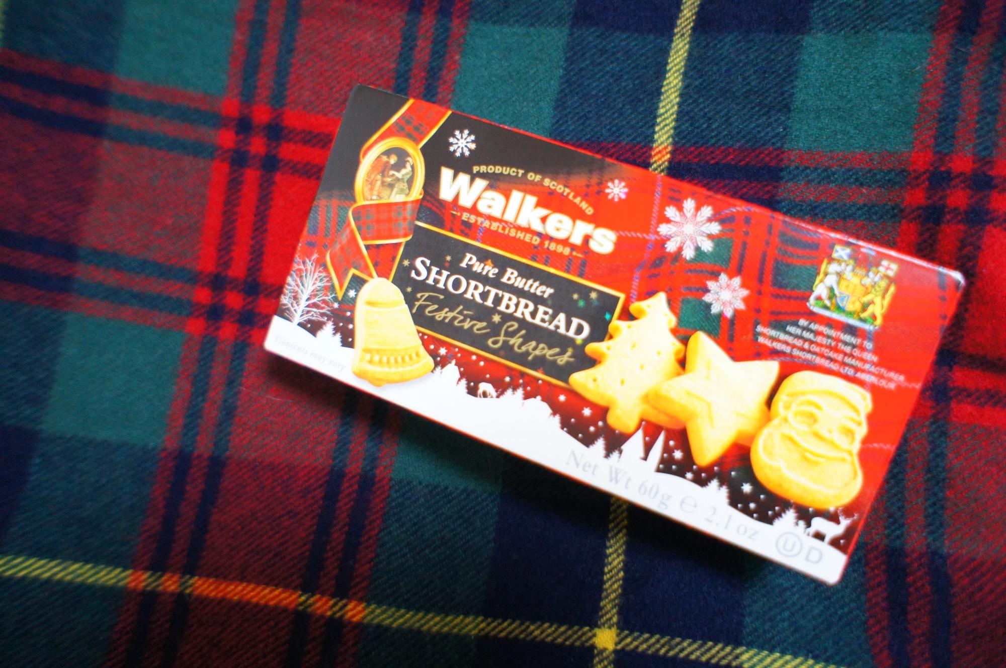 《カルディで買える❤️》【Walkers】のクリスマスクッキーが可愛い!☻_1
