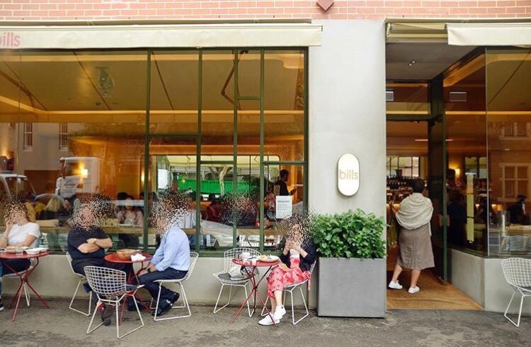 【世界一の朝食】本場シドニーの《Bills》でふわっふわのパンケーキを食べてきました!_1