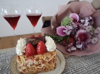 予約必須!あの銀座マキシムの《苺のミルフィーユ》を食べました♡ 【おすすめいちごスイーツ】