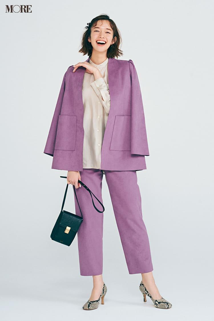 レディースセットアップ《2020》特集 - 人気ブランドのおすすめジャケット&パンツ・スカートのコーディネートまとめ_21