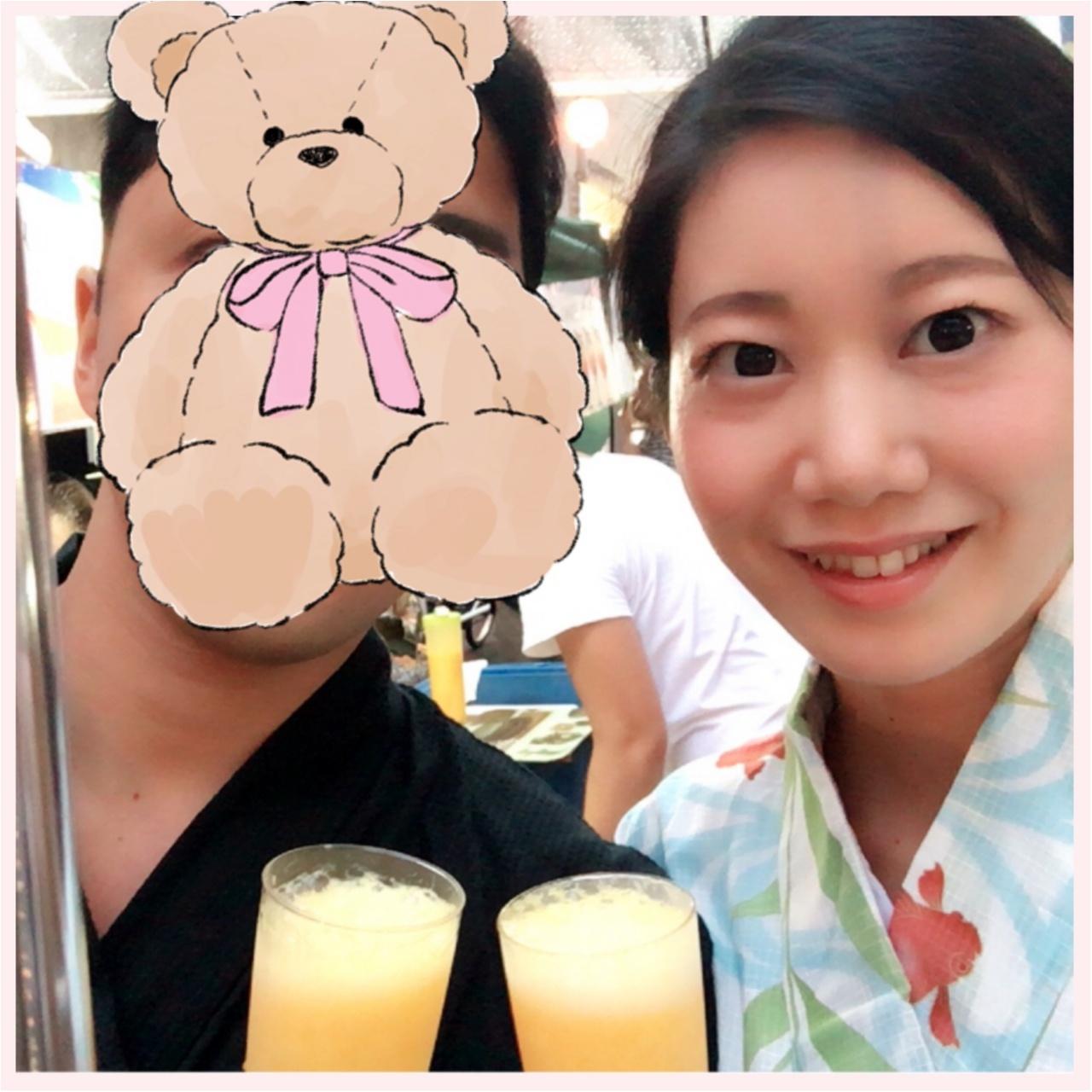 富麗華ゲットだぜ♡麻布十番祭り♡_3